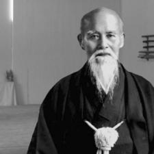 O Sensei Morihei Ueshiba