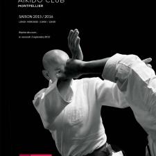 2015, l\'Aikido à Montpellier