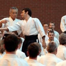 Stage avec Maitre Tamura
