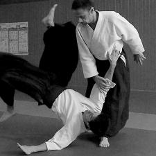 Koshi Nage, un atterrissage toujours sensible