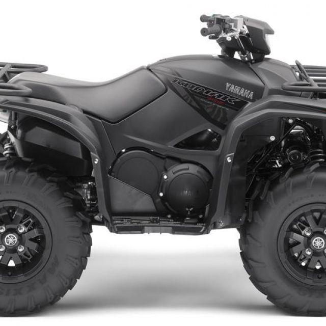 KODIAK 700 4X4 EPS SE T3 BLACK MAX