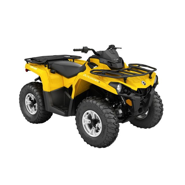 CAN AM Outlander 450L DPS