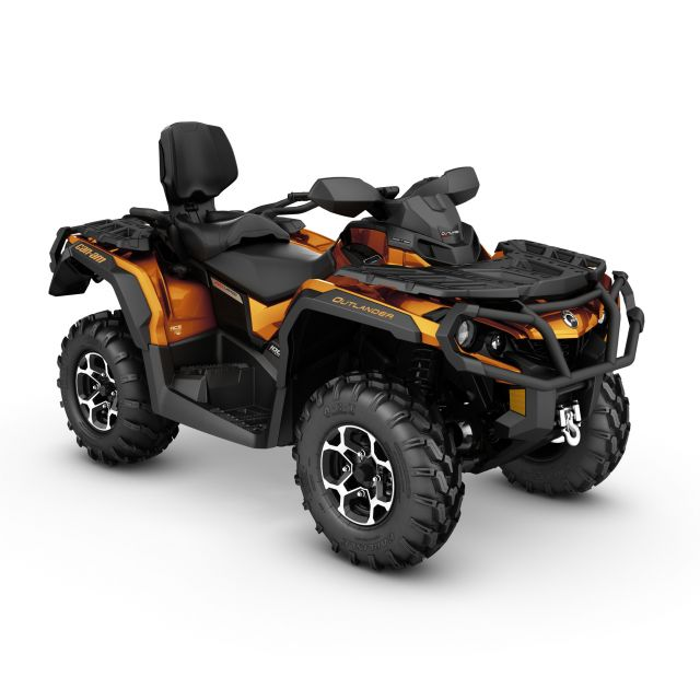 quad can am 1000 outlander