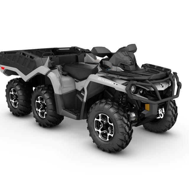 quad yamaha 6x6