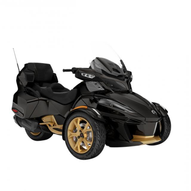 CAN AM RT LTD (SE6) Jet Black Metallic EUR (10th anniversary)