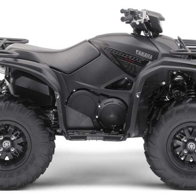 KODIAK 700 4X4 EPS SE BLACK MAX