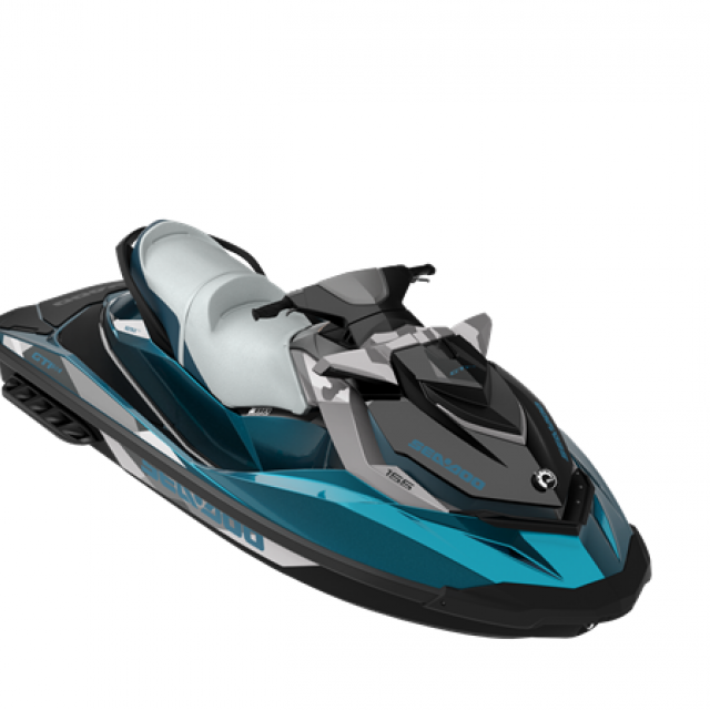 SEADOO GTI  155hp SE Long Beach Blue Metallic