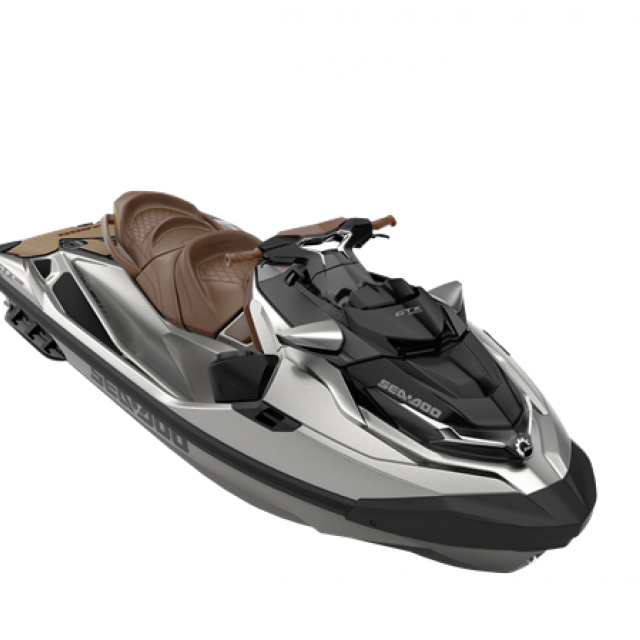 SEADOO GTX 230hp LTD Liquid Metal (SS)