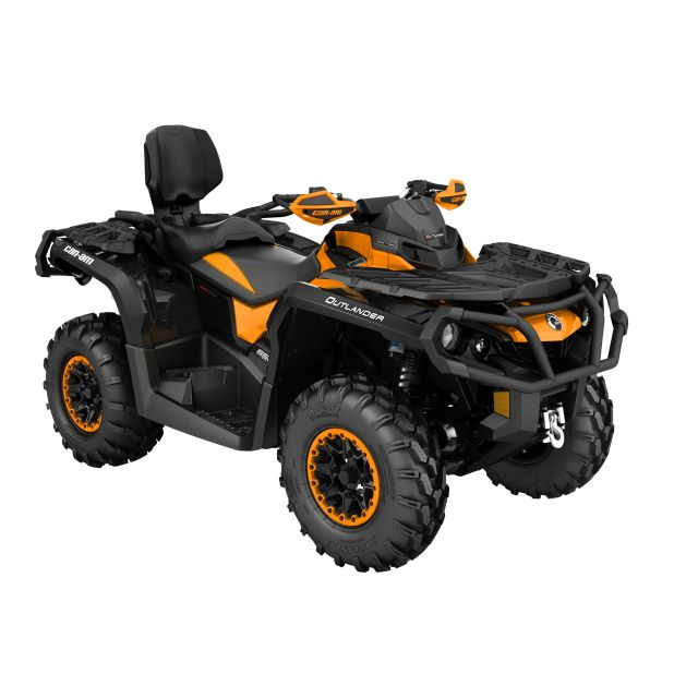 CAN AM Outlander 650 Max XT-P