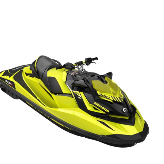 SEADOO RXP  300hp XRS Neon Yellow