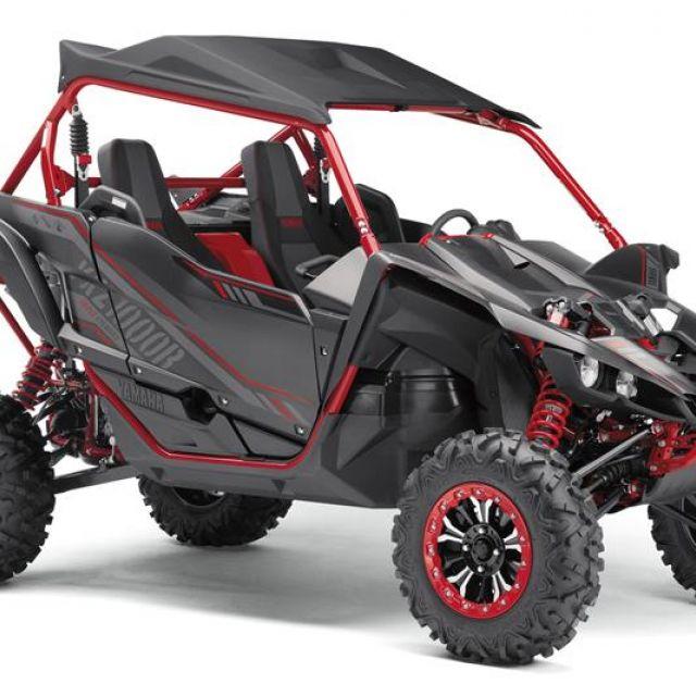 YAMAHA YXZ1000R 4X4 EPS SE T1 BLACK MAX