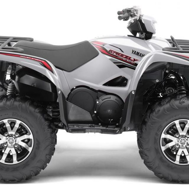 GRIZZLY 700 4x4 EPS SE T3 ALU MAX