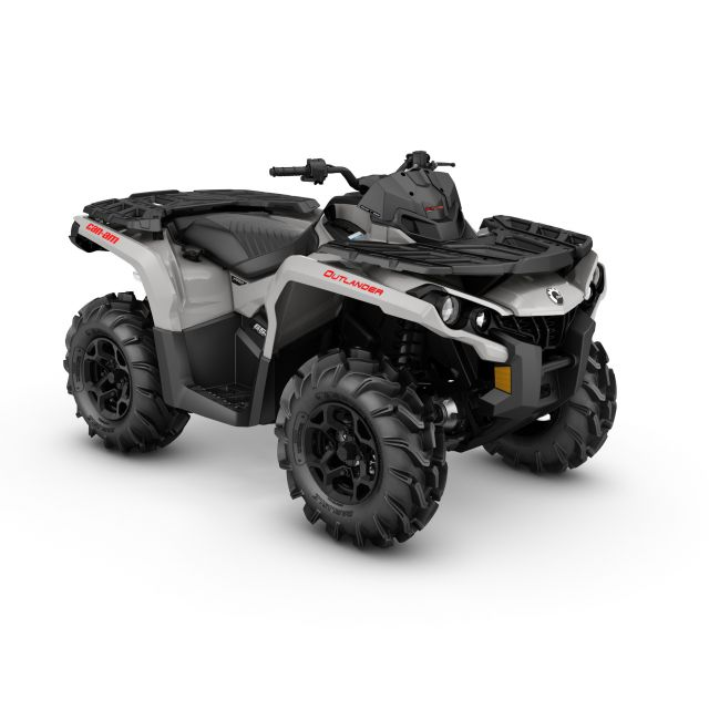 CAN AM Outlander 650 Max T3 Pro
