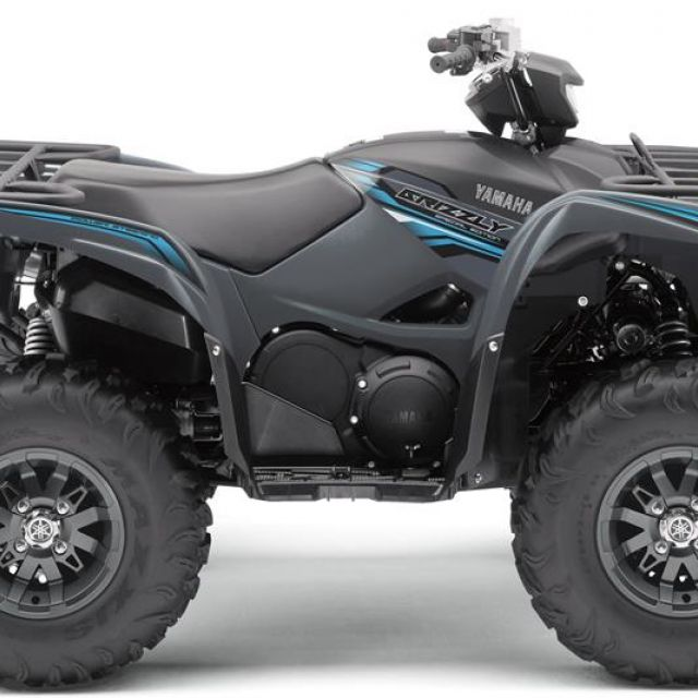 YAMAHA GRIZZLY 700 4x4 EPS SE CARBON MAX