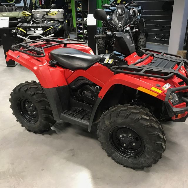 CAN AM Can-Am 400 Outlander 4x4