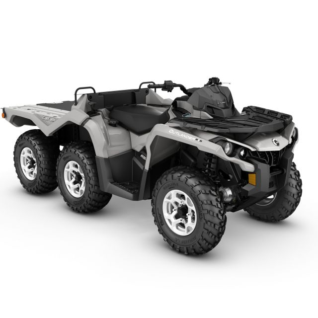 CAN AM Outlander 6x6 650 DPS T3