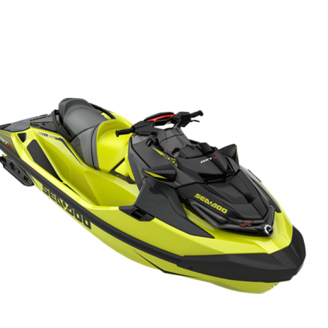 SEADOO RXT 300hp XRS Neon Yellow