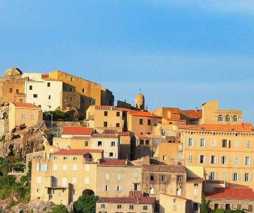 Corsica walking holiday : the best trails from Corte to Porto by the sea