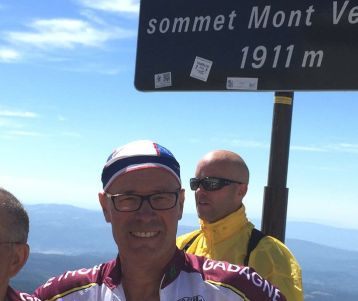Cycling Provence and Mt Ventoux in 5 days
