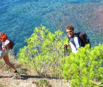 Rando aux Iles d'Or : Porquerolles, plage et pétanque !