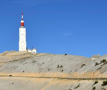 Provence challenge: Cycling from the Pont du Gard to the Ventoux summit