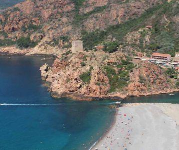 Porto + corsica + corsica holiday + walking corsica + walking holidays in corsica