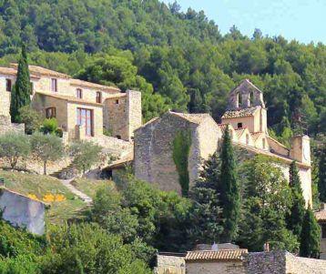 Le coeur de la Provence: Dentelles, Luberon, et Alpilles