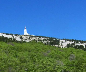 Ventoux: walking on the roof of Provence