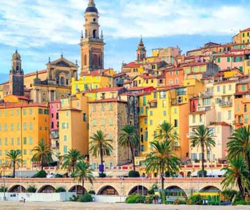 guided walkingtour from menton nice french riviera