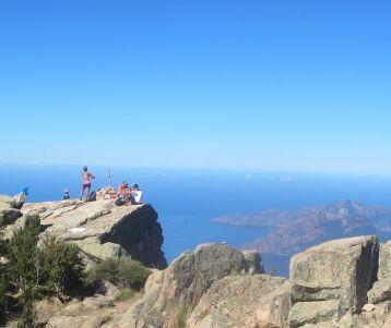 Best of Corsica walking holidays: Calvi-Corte-Porto