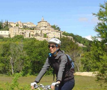Cycling Self-guided - Freewheeling & cycling through the Luberon - Customized for Joanne MILLER