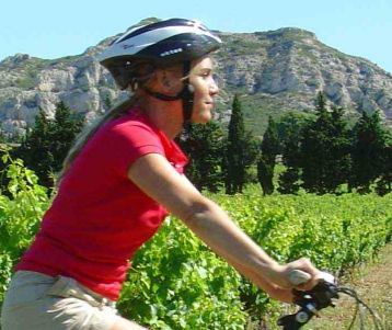 Cycling in Van Gogh's Provence: short and sweet