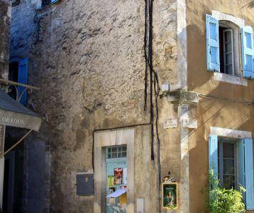 luberon villages