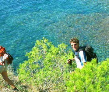 Les sentiers côtiers de la Cote d'Azur à Cassis