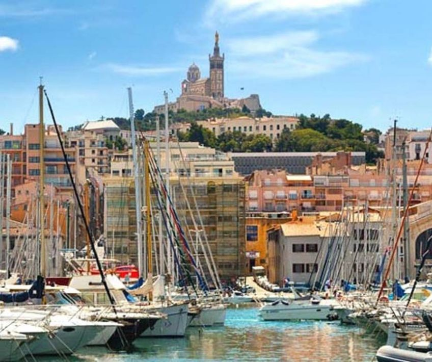 Excursion depuis le port de marseille aix en provence et marseille provence reservation - Place de port disponible mediterranee ...