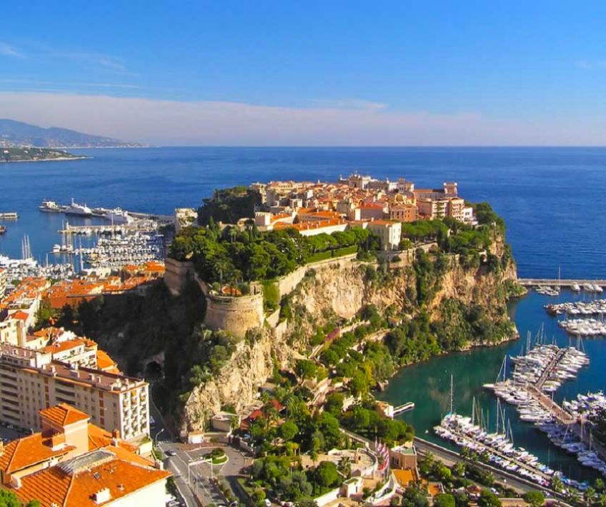 Eze Monaco Amp Monte Carlo Half Day Provence Reservation