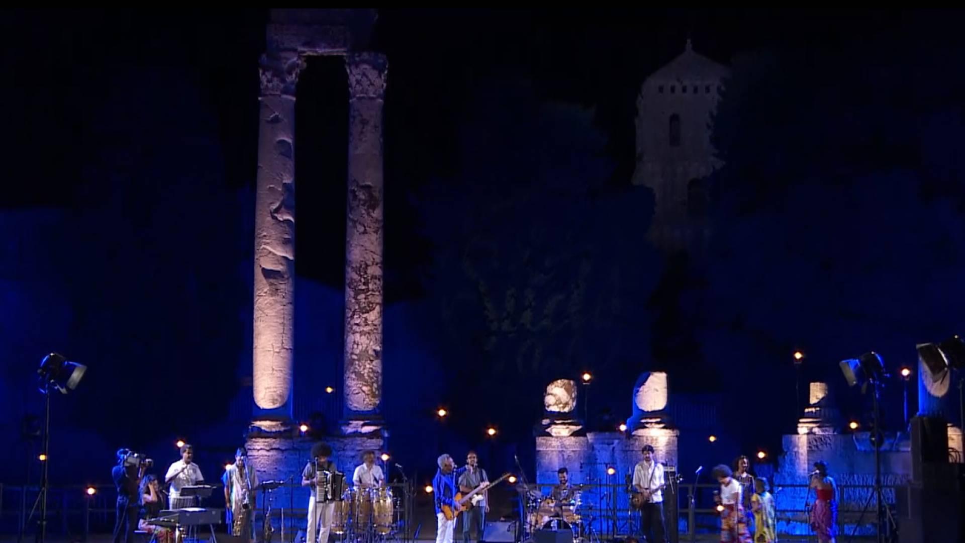 Video Merci Festival Les Suds,à Arles 2018