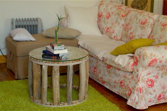 table basse bois flott au clair de lune luminaires bucoliques et mobilier design naturel. Black Bedroom Furniture Sets. Home Design Ideas