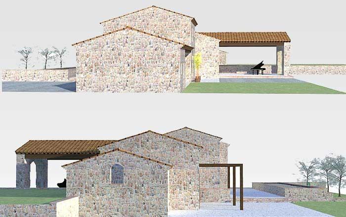 Image Villa Rustique 1