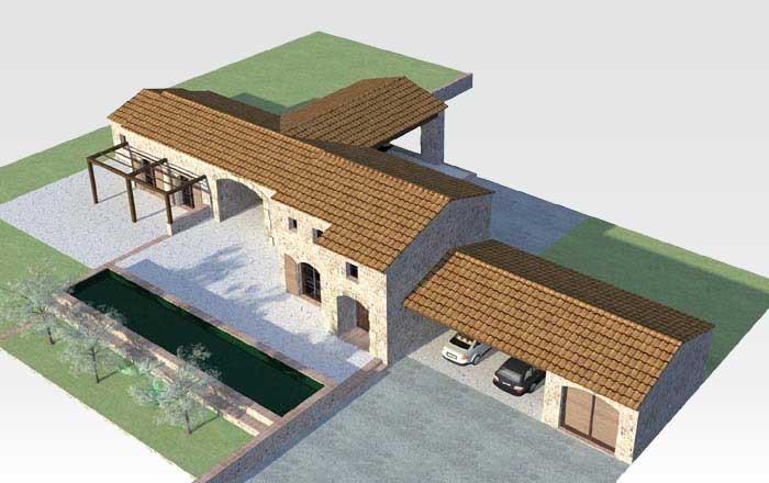 Image Villa Rustique 3