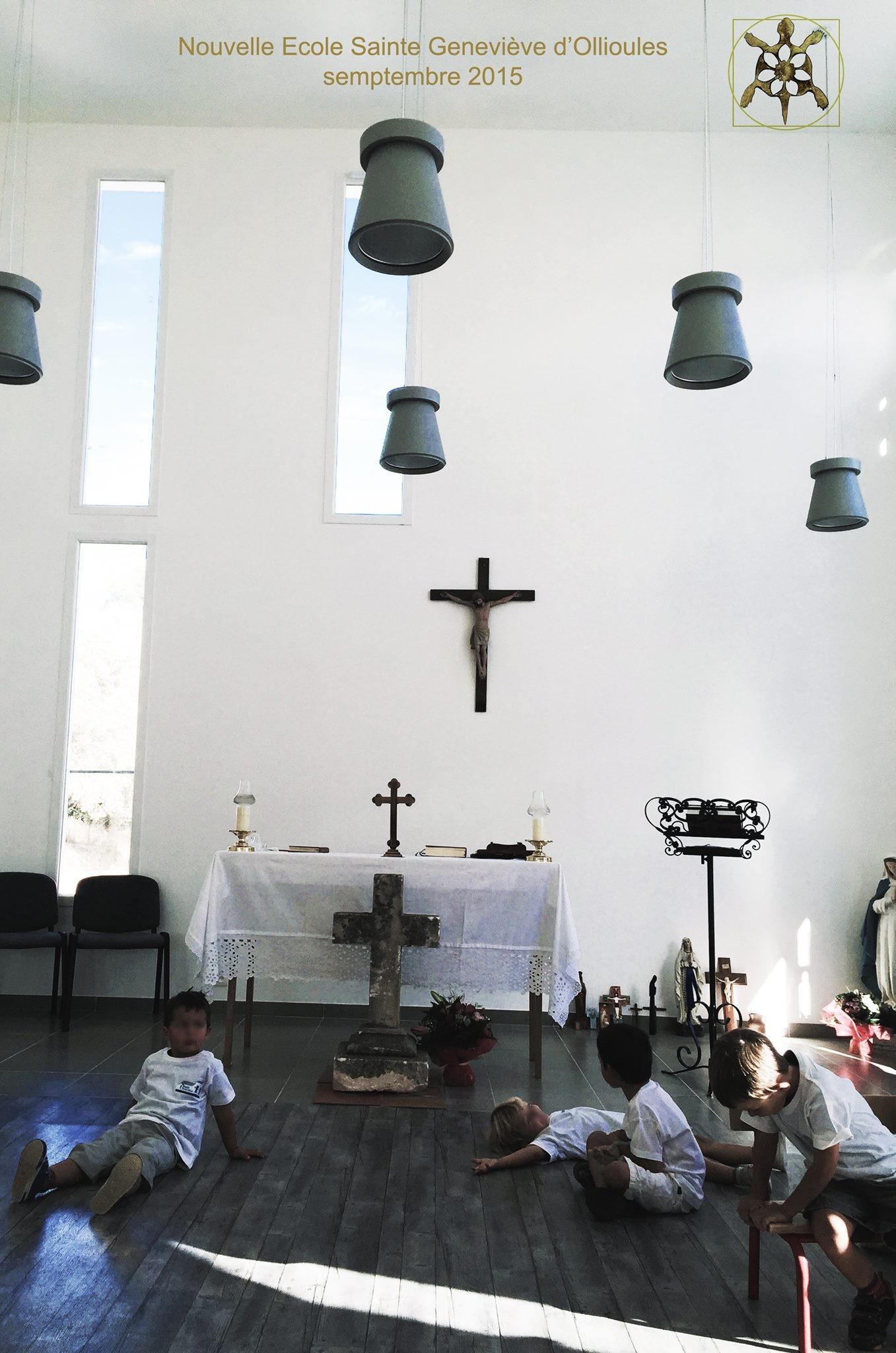 Image Nouvelle Ecole Sainte Geneviève 1