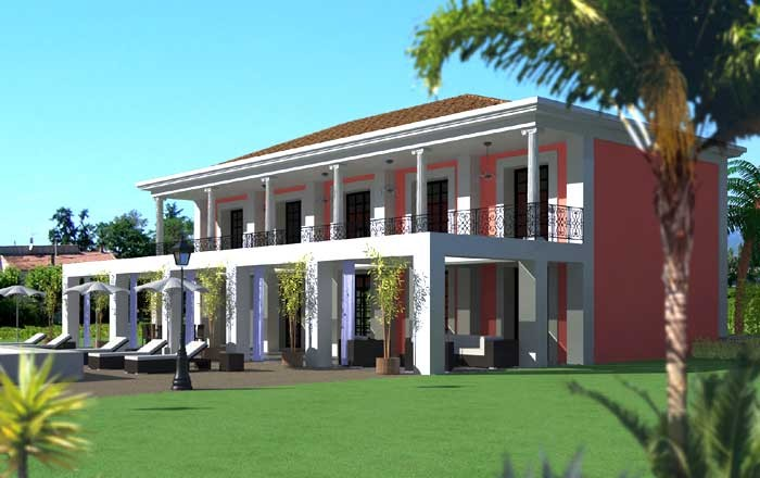 Villa domus villa domus atelier du revest for Domus address