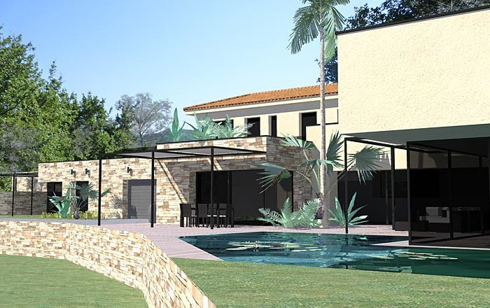 Image Villa Restanque