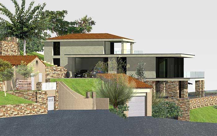 villa d 39 exception atelier du revest architectes toulon var 83. Black Bedroom Furniture Sets. Home Design Ideas