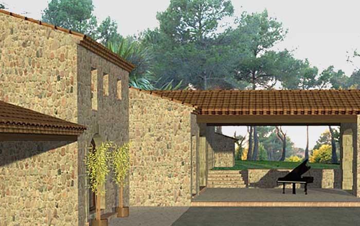 Image Villa Rustique