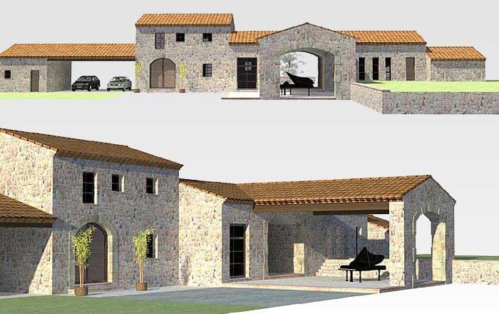 Image Villa Rustique 2