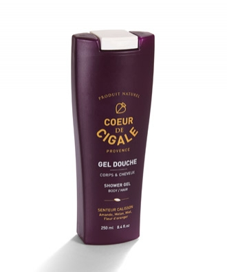 Gel douche 250ml