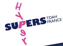 HYPERSUPERS TDAH France