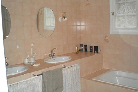 Rénovation salle de bain - avant