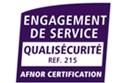 Label QualiSécurité